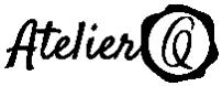 Atelier Q Liggend Logo Small
